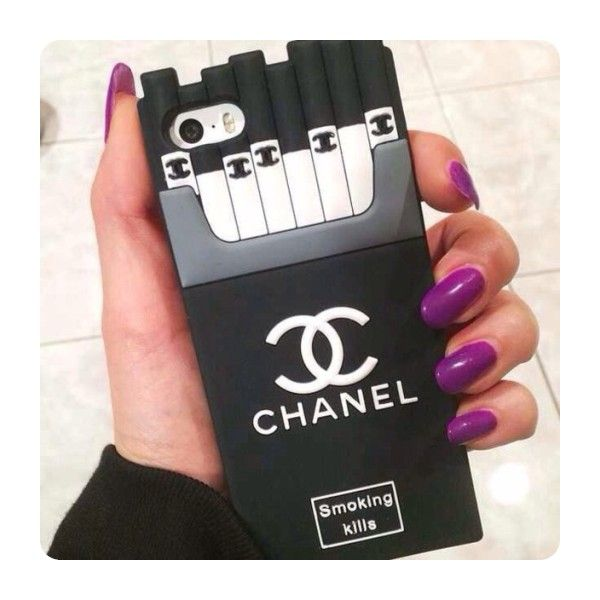 Ab 16 €!iPhone 6Plus//6s Plus/6/6S/5 CHANEL Zigarette Box Deisgn Handyhülle kaufen!Nr.1 Topseller!