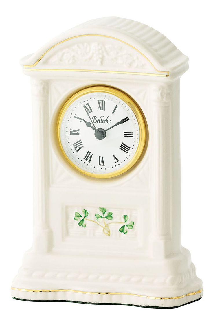 Glenveigh Clock - Belleek Was €59.00 NOW €50.00