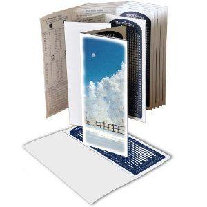 Moon Calendar 2013 - Snow Greeting Cards - 8 set #greeting_cards #Moon #moon_calendar #greeting_cards