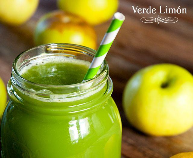 Zumo Verde Limón