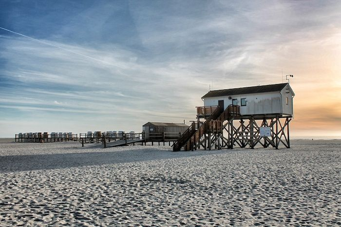 7 Tipps für ein Wochenende in St. Peter-Ording an der Nordsee