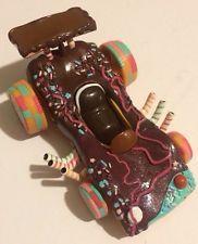 Wreck It Ralph Sugar Rush Vanellope Von Schweetz Candy Kart Racer Car No Doll