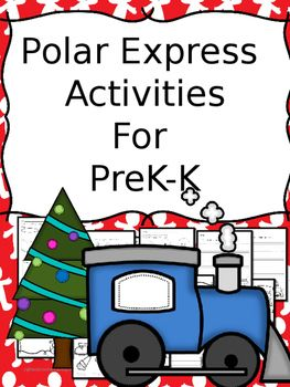 Your students will not even know they are learning with these fun Polar Express Activities for Kindergarten and Preschool.  Activities include... Color the Words that begin with...(MFR)Color the letter...(N, B, G)Color the words with the vowel sound:  (a, e, i)Color the word family (at, an, ag)Spin and color the letters (n, b, g)Spin and Color the beginning sounds:  (r, f, m)Spin and Color the word family (at, an, ag)Spin and color the short vowel sound (a, e, i)Read, Glue, Trace, Draw the…