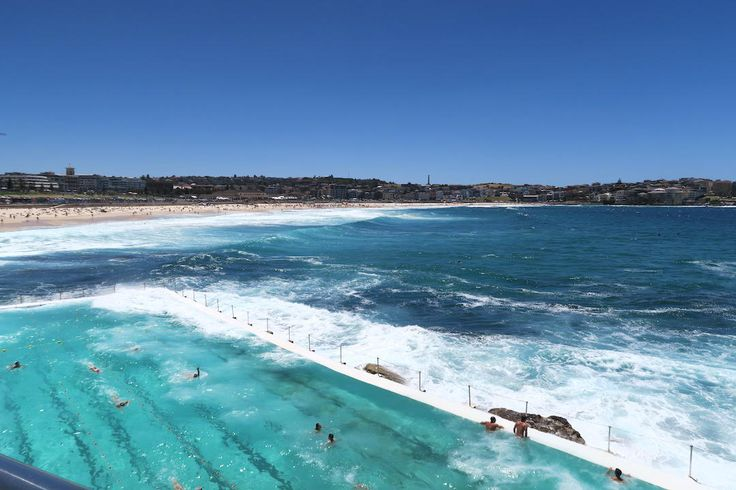 Icebergs, Bondi, Sydney, Australia | 12 things I wish I knew when moving to Sydney