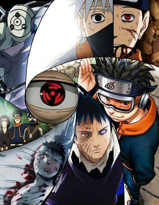 Respect to you always obito! You are determination.