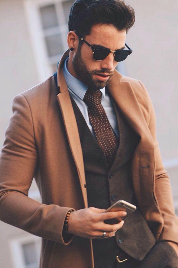 Gentleman style #fashion #style #menswear