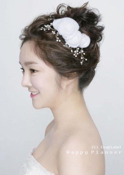 韓國新娘造型參考 - P.jpg @ 新娘秘書 彩妝造型 自助婚紗 歐美 韓式 韓風 Ginny  :: 痞客邦 PIXNET ::
