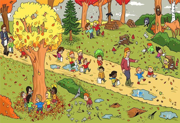 Praatplaat  De herfst :-)
