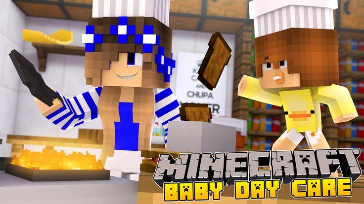 Minecraft-Baby Day Care-BABY DUCKS FIRST WORDS!! - https://www.mybabycare.space/minecraft-baby-day-care-baby-ducks-first-words/