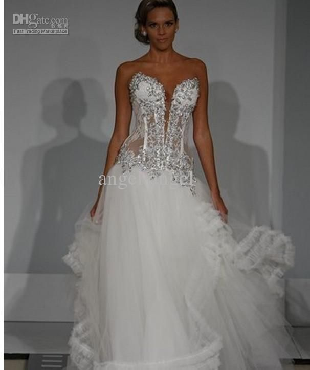 Wholesale name brand wedding dresses dress blog edin for Brand name wedding dresses