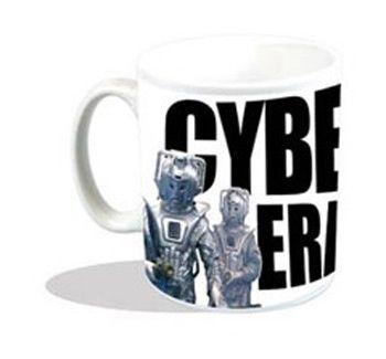 Cybermen Erradicate - taza ceramica - doctor who #doctorWho #DrWho 9,95€