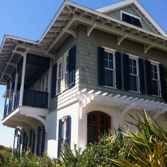 Beach House Colors: 1000+ Ideas About House Shutter Colors On Pinterest