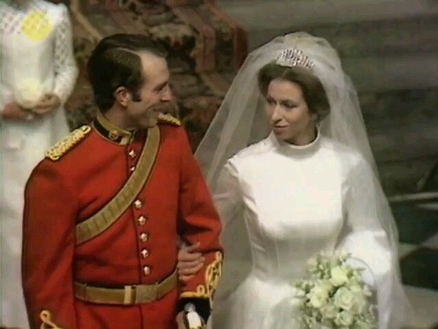 Anne S Wedding: 54 Best Images About Princess Anne's Wedding On Pinterest