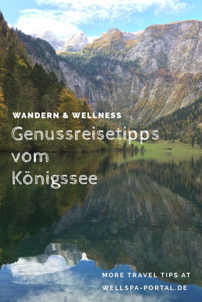 #Reiseziel Königssee in #Bayern. Für eine Tour an einen der tiefsten Seen in Deutschland ist die Jahreszeit egal. Der #Königssee ist immer eine #Reise wert. Im Frühling, Sommer, Herbst oder Winter. Ob zum #Wandern, genießen oder für perfekte #Fotomotive. Als Familienurlaub, Zeit zu Zweit oder als #Wanderurlaub. Schroffe Berge, wie Watzmann, Jenner oder die schlafende Hexe blicken auf berühmte Orte wie St. Bartholomä. Wandern trifft #Wellness - denn #Outdoor gibt es viel von beidem