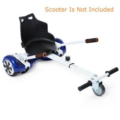 Hoverboard Kart Sitting Attachment