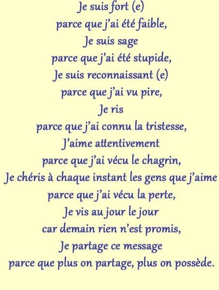 Citations d'Espoir - Citations et Proverbes - Frawsy