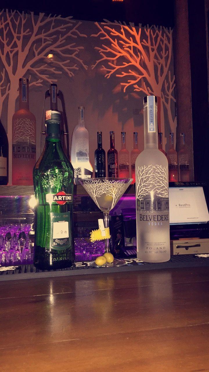 #votka&martini  #Belvedere  #Martinidry 😉