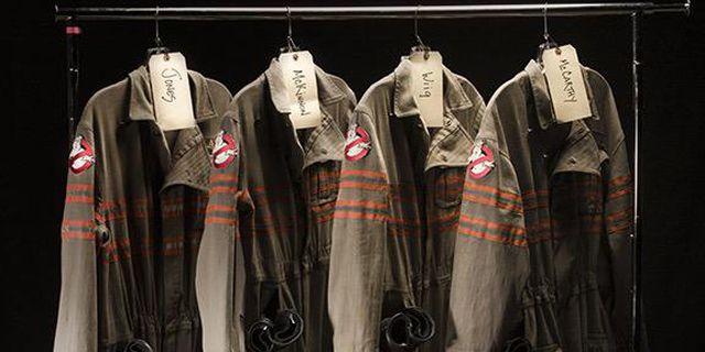 Ghostbusters – Ecco le nuove divise delle Acchiappafantasmi!