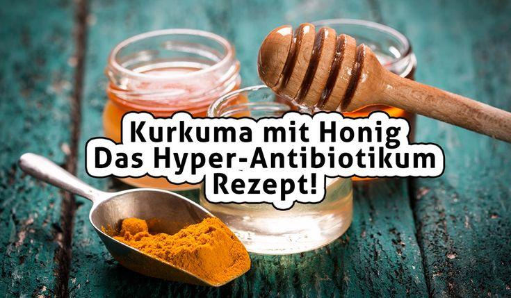 kurkuma mit honig das hyper antibiotikum rezept kurkuma. Black Bedroom Furniture Sets. Home Design Ideas