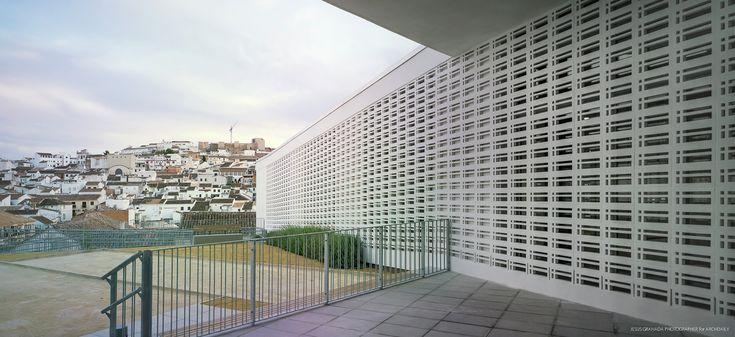Galería - Centro de Atención Personas 3ª edad / Francisco Gómez Díaz + Baum Lab - 7
