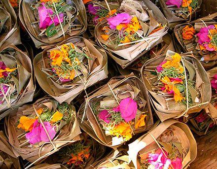Offerings, Bali
