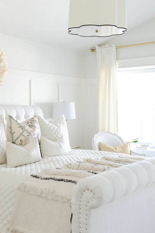 Best All White Room Ideas White Bedroom Textures