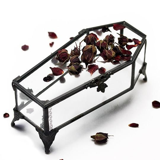 LOVE YOU TO DEATH. Jewellery Casket – REGALROSE                                                                                                                                                     More