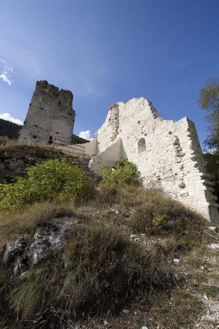 The fortress of Spindoli - Fiuminata - Marche - Italy