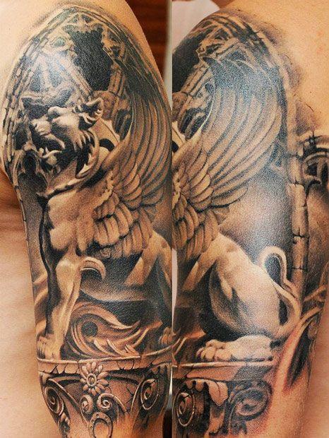 Realism Tattoo by John Maxx | Tattoo No. 7103