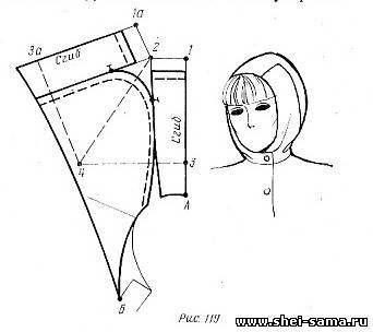 Глава 7. - Раздел III - Раскрой пошив моделирование женской лёгкой одежды - Всё о шитье