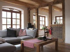 die besten 25+ fachwerkhaus bauen ideen auf pinterest ... - Fachwerk Wohnzimmer Modern