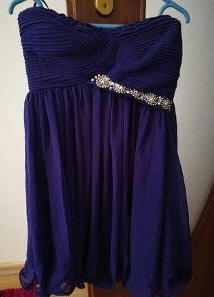 Kup mój przedmiot na #vintedpl http://www.vinted.pl/damska-odziez/krotkie-sukienki/16546348-sukienka-bez-ramiaczek-lipsy-s