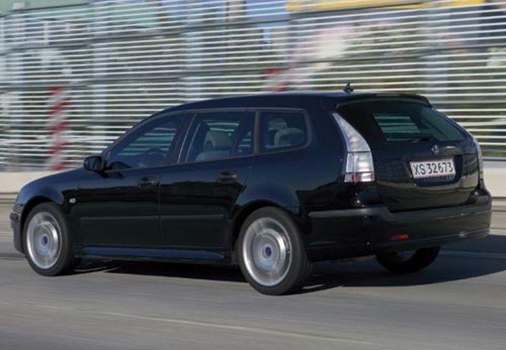 Biltest af Saab 9-3 Sportcombi 1,8T Hirsch