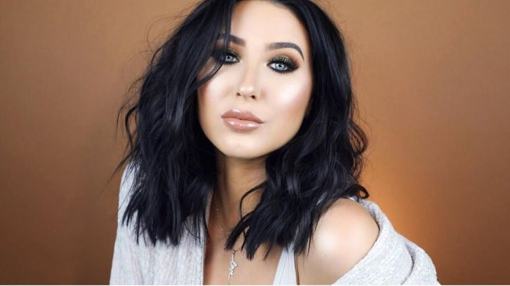 My Radiant Glow Foundation Routine | Jaclyn Hill - YouTube