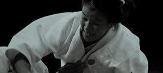 "Judo Legend - Ryoko Tani (Tamura). 7 Times World Champion & 2 Times Olympic Champion.  In 2011, the International Judo Federation named ""the best female judoka of all time"". Look more from her https://judotube.wordpress.com/judokas/ryoko-tani/"