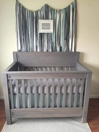 crib first do it yourself home projects from ana white - White Baby Crib