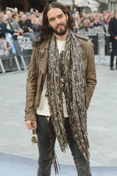 Tom Cruise, Julianne Hough, Russell Brand: Rock of Ages London premiere