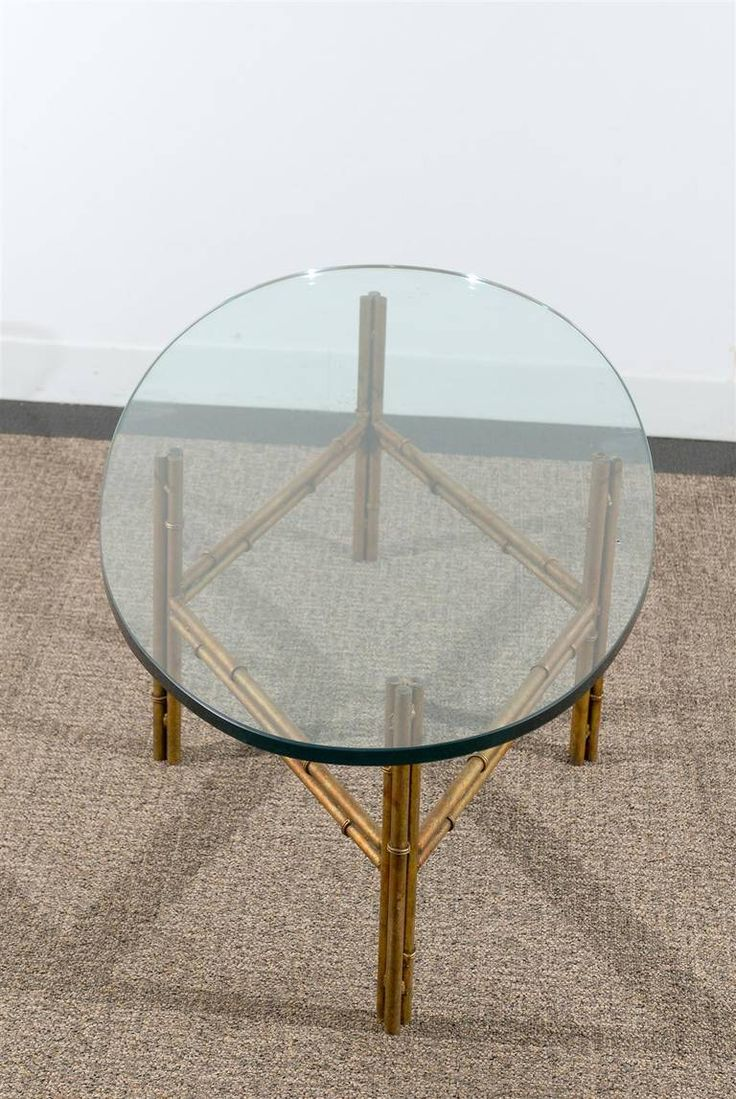 Iron And Glass Coffee Table 1000 Ideas About Oval Glass Coffee Table On Pinterest Coffee