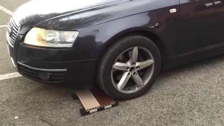 www.idecksystems.com - Strongest decking boards!! iDecking DURO EasyClick - Boards/System strength and resistance weight test performed with an AUDI A6 Avant on a 2 DURO BOARDS TILE EasyClick System! The EasyClick system under construction is placed with a 40cm interval on regular installation , the same used on this video! Check this out.