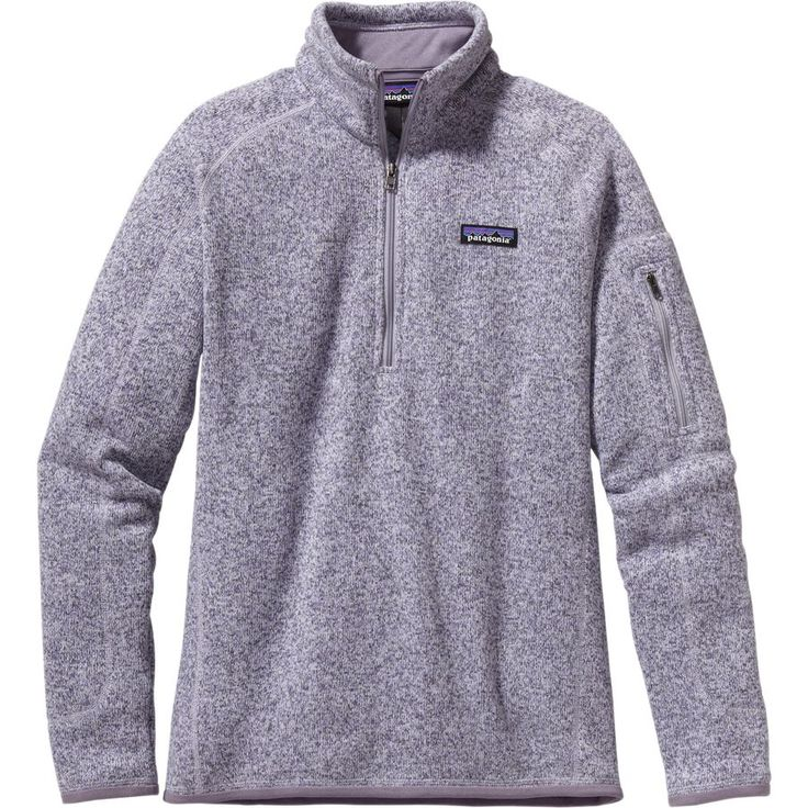 Patagonia Better Sweater 1/4-Zip Fleece Jacket - Women's