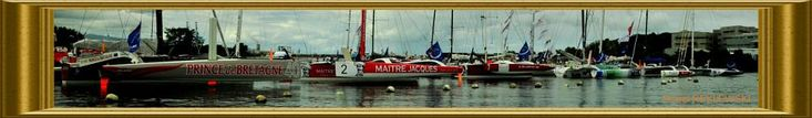 marina Pointe a Pitre route du rhum 2 by pawelreklewski82