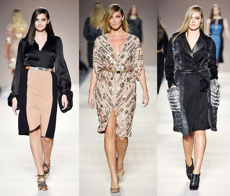 Plus size women fashion 2012/2013