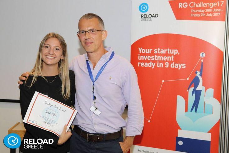 'Workathlon' Wins Judges Award at Reload Greece Challenge '17.