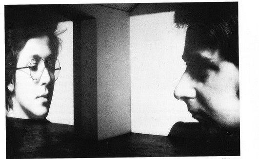 James Coleman Slides photos; Clara and Dario, 1975