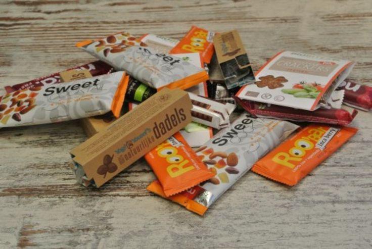 Ontdek de gezonde snacks in de leuke box van Boxbites!