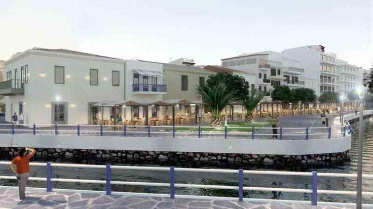 Τα νέα σκίαστρα που προτείνει ο Δήμος για τη λίμνη Αγίου Νικολάου | Ανατολή