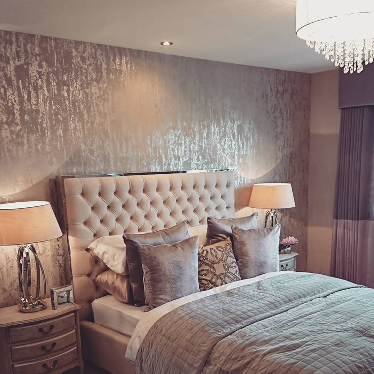 We Seen The Wallpaper Have Picked For Our Downstairs In A Show Home It Bedroom Inspobedroom Decorbedroom