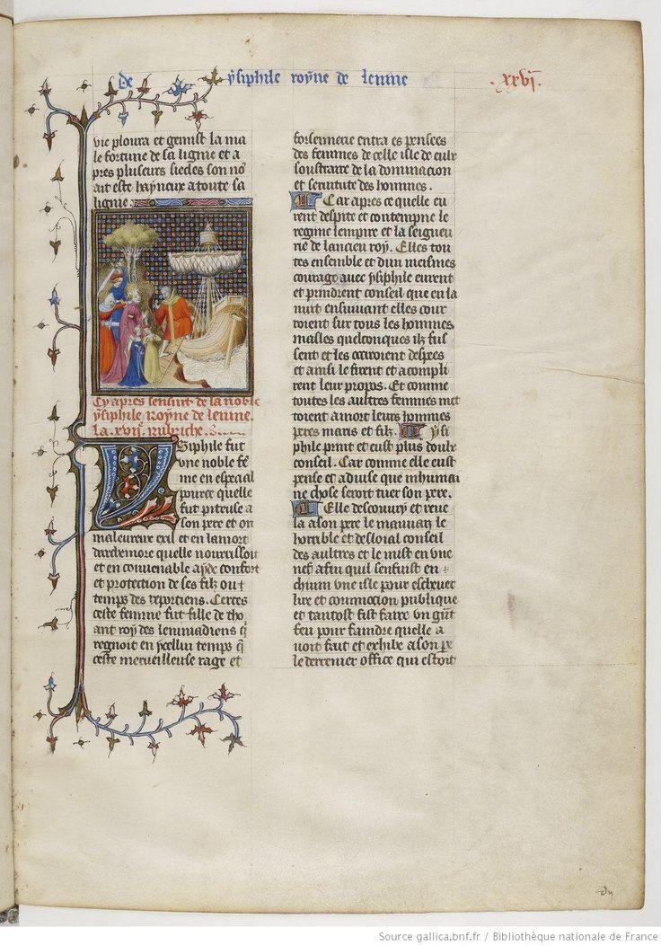 De Claris mulieribus, fol. 26.