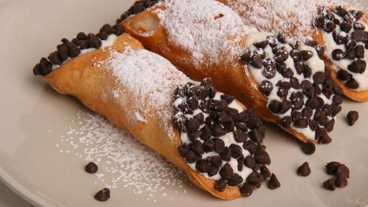 Cake Boss Recipes Cannoli Filling