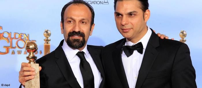 Asghar Farhadi & Peyman Moaadi